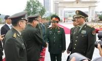 Hội đàm quốc phòng Việt Nam-Trung Quốc