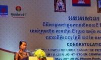 Doanh nghiệp Việt Nam đồng hành cùng nông dân Campuchia