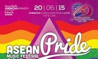Liên hoan âm nhạc ASEAN Pride 2015 có chủ đề Tôn vinh gia đình