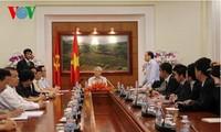 Dư luận Nhật Bản đánh giá cao chuyến thăm của Tổng Bí thư Nguyễn Phú Trọng