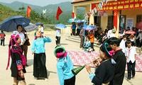 Phong phú hát dân ca của người Sán Chỉ