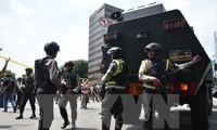 Điện chia buồn vụ đánh bom khủng bố xảy ra tại Indonesia