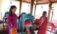 Chuẩn bị khai mạc Festival văn hóa tơ lụa Việt Nam-Châu Á