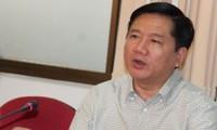 Công bố đường dây nóng của Bí thư Thành ủy Thành phố Hồ Chí Minh Đinh La Thăng
