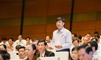Quốc hội thảo luận một số vấn đề phát triển kinh tế - xã hội