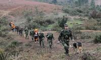 Giao lưu hữu nghị quốc phòng biên giới Việt - Trung lần thứ ba