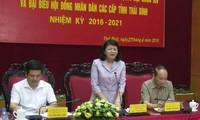 Công tác chuẩn bị bầu cử Đại biểu Quốc hội khóa XIV và Hội đồng nhân dân cấp tỉnh nhiệm kỳ 2016-2021