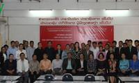 Việt Nam mở lớp bồi dưỡng nghiệp vụ báo chí cho Lào
