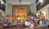 Cộng đồng người Việt ở Ấn Độ tổ chức Đại lễ Vu Lan báo hiếu