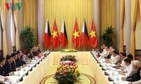 Thúc đẩy mạnh mẽ hoạt động hợp tác song phương Việt Nam –  Philippines