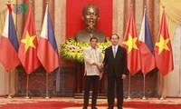 Tuyên bố chung Việt Nam – Philippines
