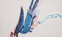 Triển lãm các tác phẩm tiêu biểu của họa sỹ Trung Quốc