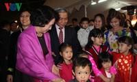 Chủ tịch Quốc hội Nguyễn Thị Kim Ngân bắt đầu thăm chính thức Cộng hòa Ấn Độ