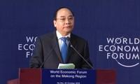 Mở ra một giai đoạn phát triển mới trong quan hệ giữa Việt Nam và Diễn đàn kinh tế thế giới