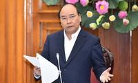 Thủ tướng Nguyễn Xuân Phúc: Dựa vào nguồn lực xã hội để phát triển giao thông vận tải