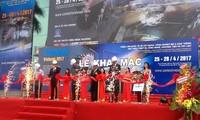 Khai mạc Triển lãm quốc tế CONTECH VIETNAM 2017