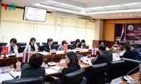 VOV đẩy mạnh hợp tác với Cục quan hệ công chúng Thái Lan