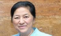 Chủ tịch Quốc hội Lào thăm Việt Nam