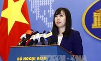 Phản ứng của Việt Nam về vụ CHDCND Triều Tiên phóng tên lửa