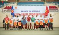 Giao lưu thể thao các đại sứ quán ASEAN tại Hà Nội