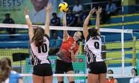 Tuyển bóng chuyền nữ Việt Nam giành vé vào tứ kết giải vô địch Châu Á