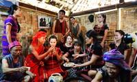 Những nghi thức độc đáo trong đám cưới  của người Pa kô