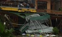 Bão Doksuri làm 4 người chết, 8 người bị thương và nhiều thiệt hại nghiêm trọng