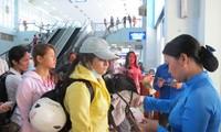 Đường sắt lắp đặt thiết bị soát vé tự động ở các ga Hà Nội, Đà Nẵng và Sài Gòn