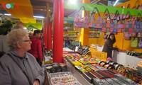 Việt Nam tham gia Hội chợ Du lịch và Ẩm thực quốc tế Dijon, Pháp