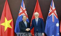 Thông cáo chung Việt Nam - Australia