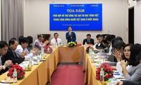 Chung tay gìn giữ và phát triển tiếng Việt trong cộng đồng người Việt Nam ở nước ngoài