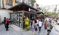 Phố sách Xuân Mậu Tuất 2018 tại Hà Nội diễn ra từ ngày mùng 3 Tết