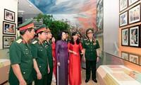 Phó Chủ tịch  nước  dự kỷ niệm 60 ngày truyền thống Bộ đội Hóa học