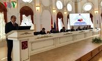 Thành phố St. Petersburg kỷ niệm 95 năm ngày Chủ tịch Hồ Chí Minh lần đầu đến Nga