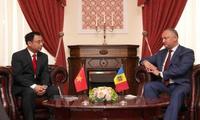 Moldova luôn trân trọng quan hệ hữu nghị truyền thống với Việt Nam