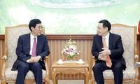 Thúc đẩy thương mại Việt Nam - Trung Quốc phát triển cân bằng, bền vững