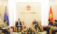 Tham vấn Hợp tác quốc phòng Việt Nam - Australia lần thứ 12 thảo luận nhiều nội dung hợp tác