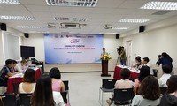 """Đại học Việt - Nhật tổ chức chung kết cuộc thi """"Hành trình khởi nghiệp 2018"""""""