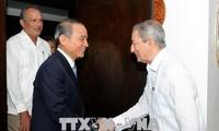 Thành phố Đà Nẵng tìm kiếm cơ hội phát triển quan hệ với Cuba