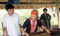 Gìn giữ nghề làm giấy bản của đồng bào dân tộc Dao, huyện Bắc Quang, tỉnh Hà Giang
