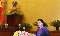 Khai mạc kỳ họp thứ 6 quốc hội khóa 14