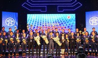 Đoàn thể thao Hà Nội phấn đấu dẫn đầu Đại hội thể thao toàn quốc