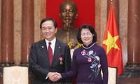 Khuyến khích hợp tác nhiều mặt giữa các địa phương của Việt Nam với tỉnh Kanagawa (Nhật Bản)