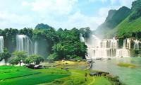 Cao Bằng đón nhận danh hiệu Công viên địa chất toàn cầu UNESCO