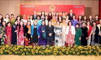 Chủ tịch Quốc hội Nguyễn Thị Kim Ngân: Các nữ Đại sứ, nữ Trưởng cơ quan đại diện ngoại giao và các tổ chức quốc tế đã đồng hành cùng Việt Nam