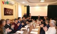 Hội nghị cán bộ chủ chốt cộng đồng người Việt toàn Ucraine