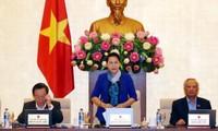 Khai mạc phiên họp 32 Ủy ban Thường vụ Quốc hội