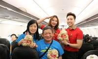 Vietjet mở đường bay Phú Quốc (Việt Nam) - Hongkong (Trung Quốc)