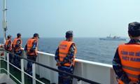 Việt Nam - Trung Quốc đàm phán về vùng biển ngoài cửa Vịnh Bắc Bộ và hợp tác cùng phát triển trên biển