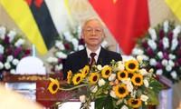 Việt Nam trúng cử uỷ viên không thường trực Hội đồng bảo an LHQ với số phiếu gần tuyệt đối